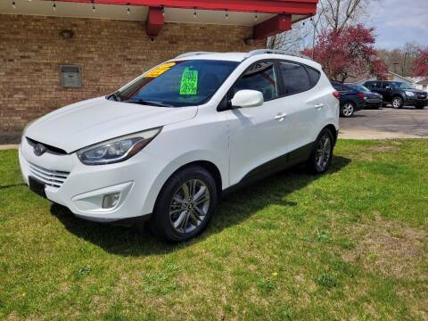 2014 Hyundai Tucson for sale at Murdock Used Cars in Niles MI