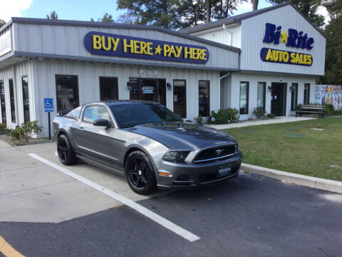 2014 Ford Mustang for sale at Bi Rite Auto Sales in Seaford DE