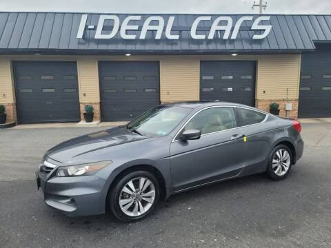 2011 Honda Accord for sale at I-Deal Cars in Harrisburg PA