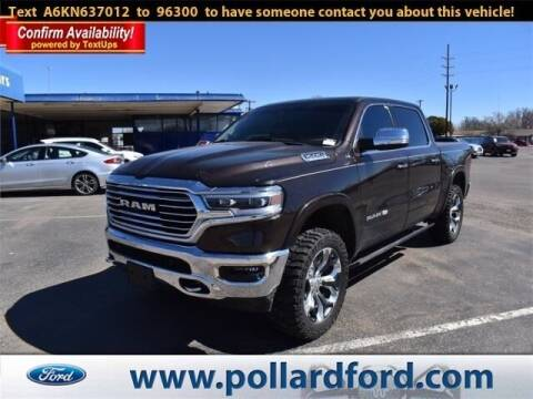 2019 RAM Ram Pickup 1500 for sale at South Plains Autoplex by RANDY BUCHANAN in Lubbock TX