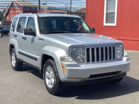 2012 Jeep Liberty for sale at Active Auto Sales in Hatboro PA