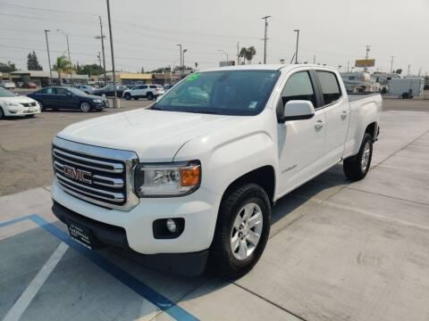 2015 GMC Canyon for sale at California Motors in Lodi CA