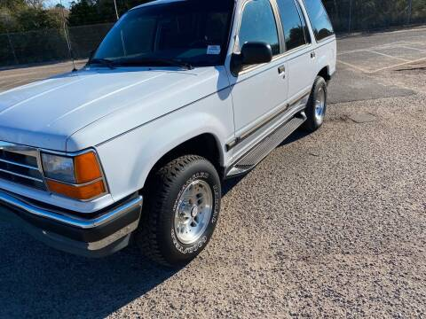 1994 Ford Explorer for sale at Nash's Auto Sales Used Car Dealer in Milton FL