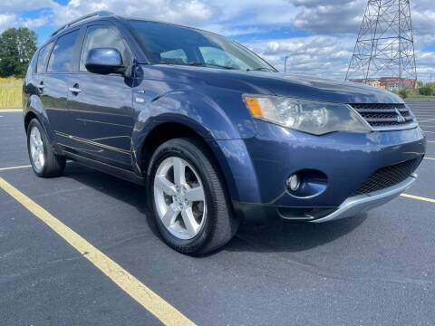 2008 Mitsubishi Outlander for sale at Quality Motors Inc in Indianapolis IN