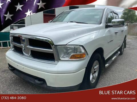 2011 RAM Ram Pickup 1500 for sale at Blue Star Cars in Jamesburg NJ