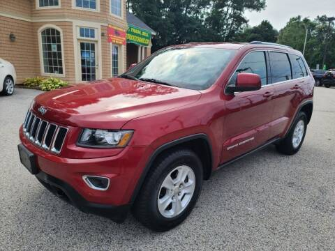 2014 Jeep Grand Cherokee for sale at Car and Truck Exchange, Inc. in Rowley MA