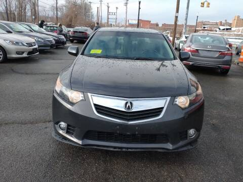 2013 Acura TSX for sale at Merrimack Motors in Lawrence MA