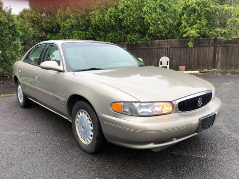 2000 Buick Century for sale at Elwan Motors in West Long Branch NJ