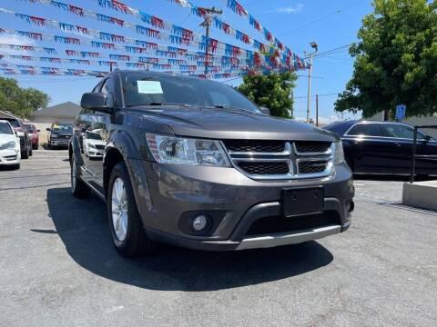 2016 Dodge Journey for sale at Tristar Motors in Bell CA