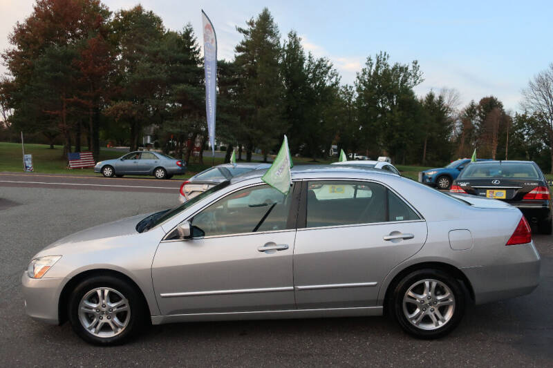 2006 Honda Accord for sale at GEG Automotive in Gilbertsville PA