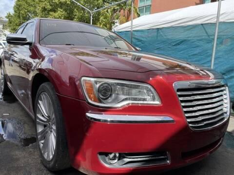 2012 Chrysler 300 for sale at Meru Motors in Hollywood FL