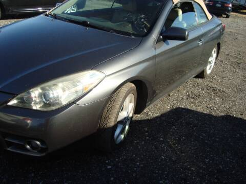 2007 Toyota Camry Solara for sale at Branch Avenue Auto Auction in Clinton MD