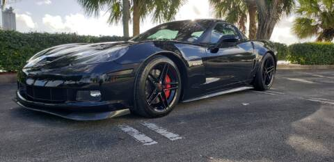 2006 Chevrolet Corvette for sale at Top Trucks Motors in Pompano Beach FL