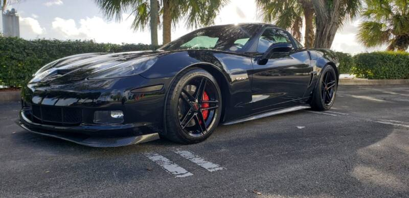2006 Chevrolet Corvette for sale at Top Trucks Motors in Pompano Beach FL