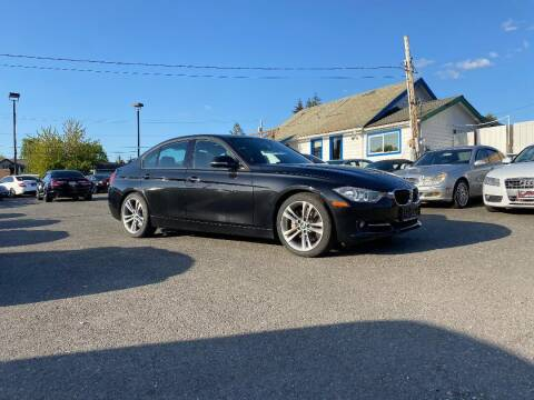 2012 BMW 3 Series for sale at LKL Motors in Puyallup WA