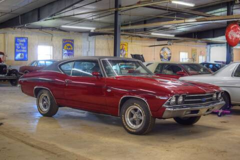 1969 Chevrolet Chevelle Yenko Clone for sale at Hooked On Classics in Watertown MN