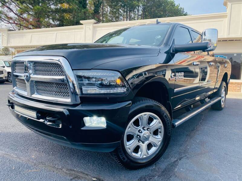 2015 RAM Ram Pickup 2500 for sale at North Georgia Auto Brokers in Snellville GA