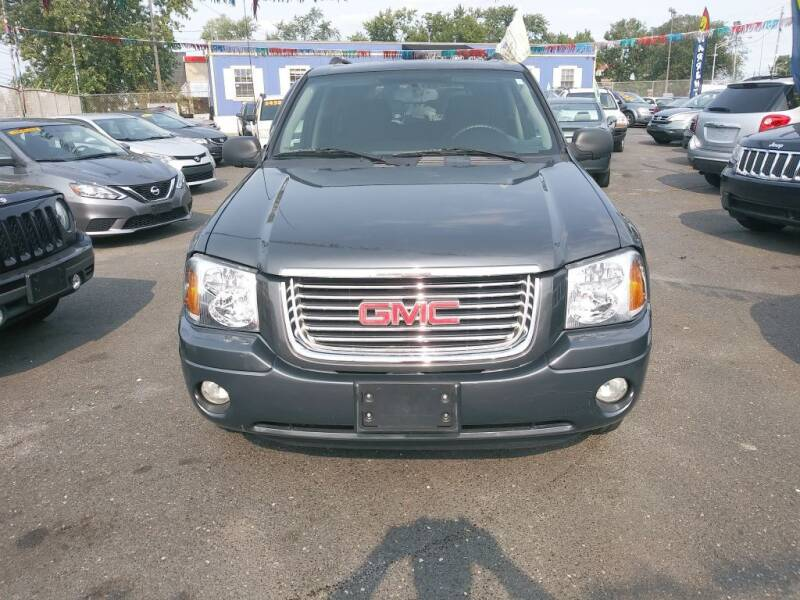 2007 GMC Envoy for sale at LaBate Auto Sales Inc in Philadelphia PA