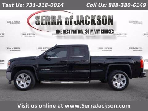 2015 GMC Sierra 1500 for sale at Serra Of Jackson in Jackson TN