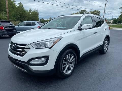 2014 Hyundai Santa Fe Sport for sale at Erie Shores Car Connection in Ashtabula OH