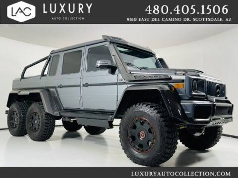2005 Mercedes-Benz G-Class for sale at Luxury Auto Collection in Scottsdale AZ