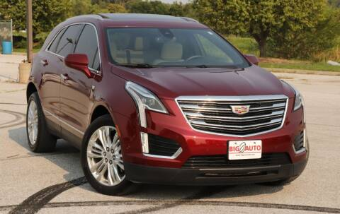 2017 Cadillac XT5 for sale at Big O Auto LLC in Omaha NE