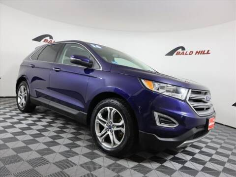 2016 Ford Edge for sale at Bald Hill Kia in Warwick RI