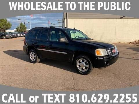 2007 GMC Envoy for sale at Lasco of Grand Blanc in Grand Blanc MI