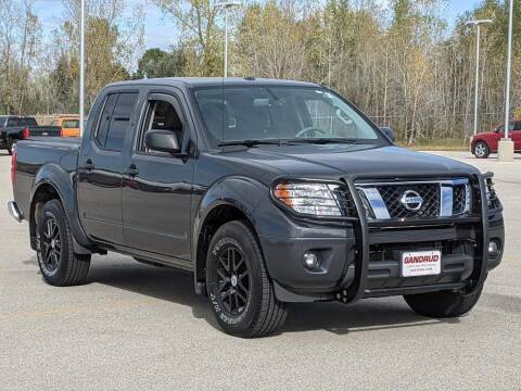 2014 Nissan Frontier for sale at Gandrud Dodge in Green Bay WI