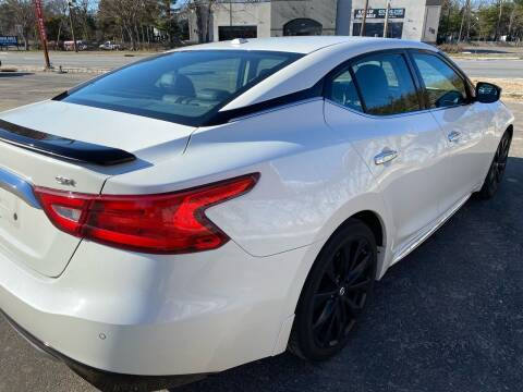 2017 Nissan Maxima for sale at Primary Motors Inc in Commack NY