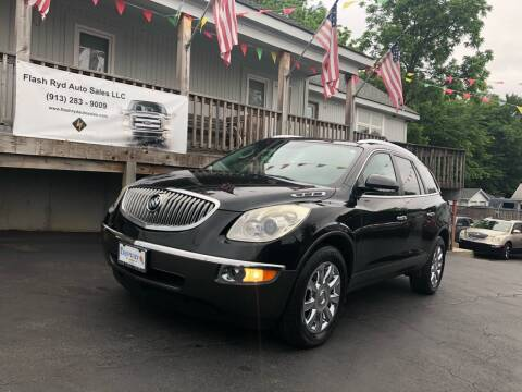 2012 Buick Enclave for sale at Flash Ryd Auto Sales in Kansas City KS