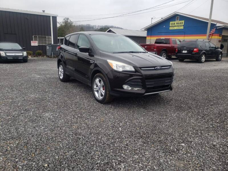 2013 Ford Escape for sale at Cristians Auto Sales in Athens TN