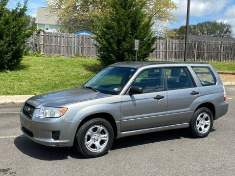 2007 Subaru Forester for sale at Superior Wholesalers Inc. in Fredericksburg VA