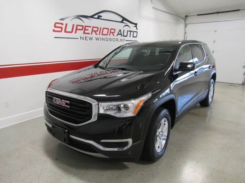 2019 GMC Acadia for sale at Superior Auto Sales in New Windsor NY