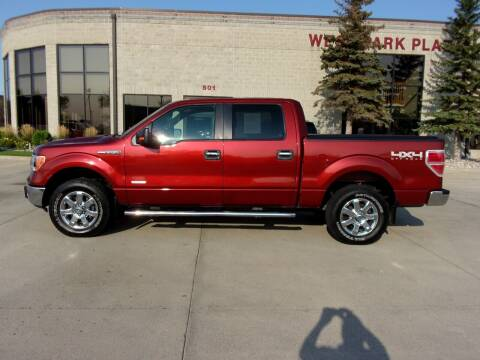2014 Ford F-150 for sale at Elite Motors in Fargo ND
