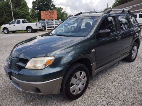 2006 Mitsubishi Outlander for sale at Easy Does It Auto Sales in Newark OH