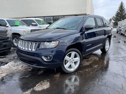 2014 Jeep Compass for sale at Sedo Automotive in Davison MI