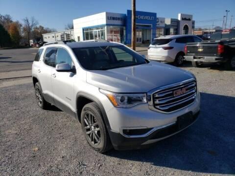 2018 GMC Acadia for sale at LeMond's Chevrolet Chrysler in Fairfield IL