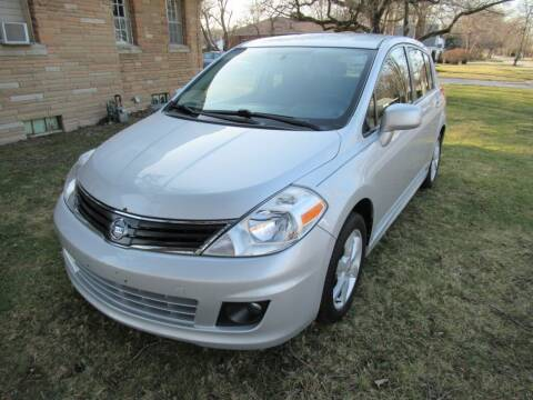 2010 Nissan Versa for sale at Lake County Auto Sales in Painesville OH