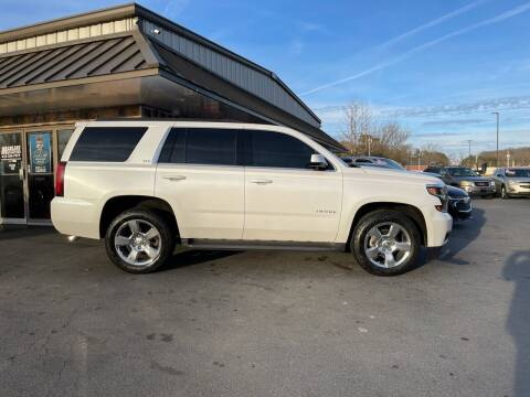 2016 Chevrolet Tahoe for sale at MARLAR AUTO MART SOUTH in Oneida TN