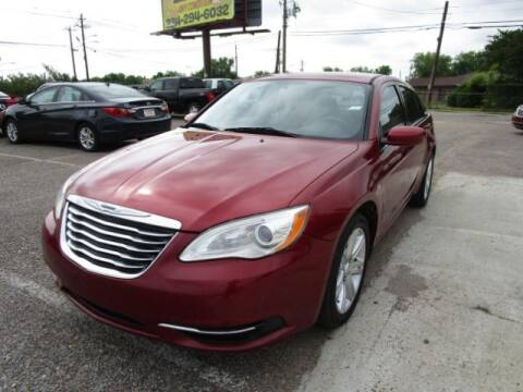 2013 Chrysler 200 for sale at 2nd Chance Auto Sales in Montgomery AL