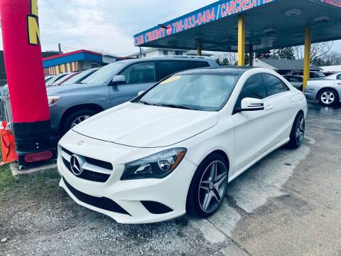 2016 Mercedes-Benz CLA for sale at Car Credit Stop 12 in Calumet City IL