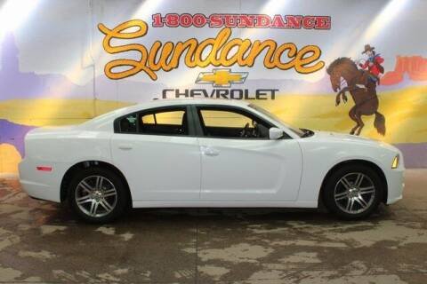 2012 Dodge Charger for sale at Sundance Chevrolet in Grand Ledge MI