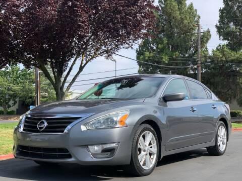 2014 Nissan Altima for sale at AutoAffari LLC in Sacramento CA