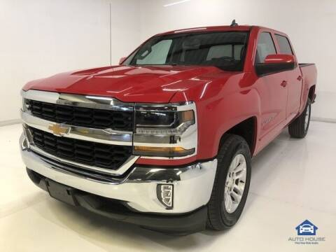 2017 Chevrolet Silverado 1500 for sale at AUTO HOUSE PHOENIX in Peoria AZ