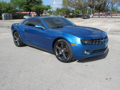 2012 Chevrolet Camaro for sale at United Auto Center in Davie FL