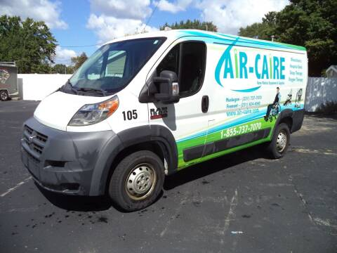 2014 RAM ProMaster Cargo for sale at Niewiek Auto Sales in Grand Rapids MI