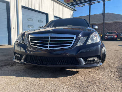 2011 Mercedes-Benz E-Class for sale at Pulse Autos Inc in Indianapolis IN