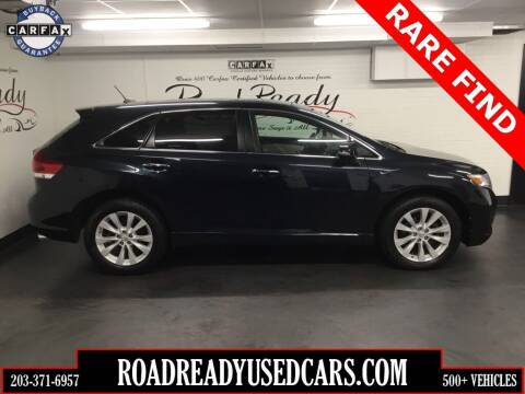 2015 Toyota Venza for sale at Road Ready Used Cars in Ansonia CT