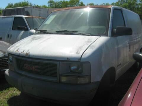 1995 GMC Safari Cargo for sale at Ody's Autos in Houston TX